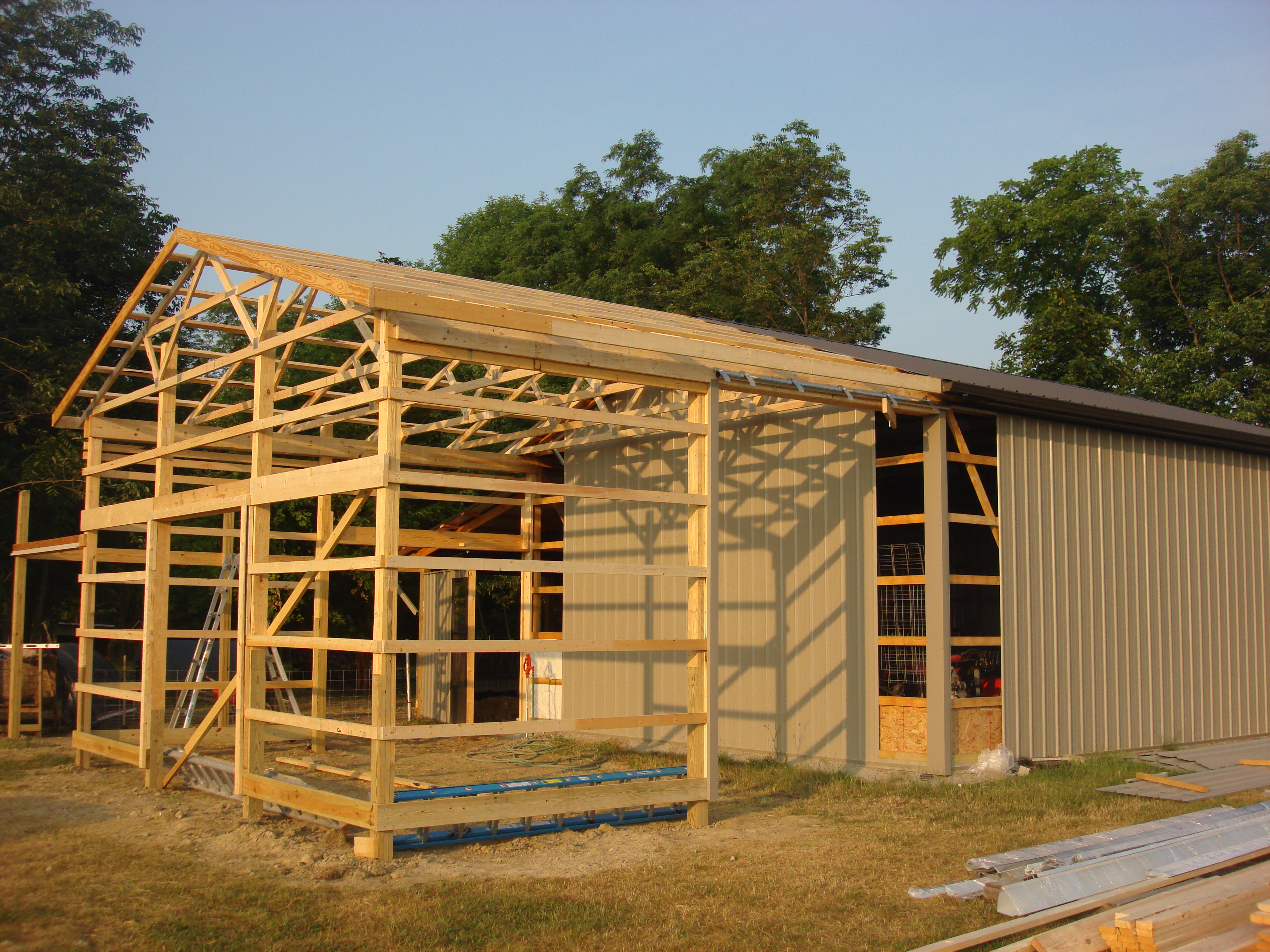 Southern Illinois Pole Barn Cabins Joy Studio Design